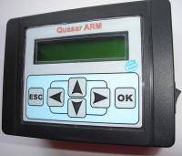 Electronic unit for metal detector Quasar style=