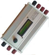 Controller for wind turbine GreenChip W1500 style=