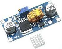 Step-down voltage converter DC / DC 36V before 1.25V  5A style=