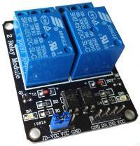 Relay Module 2 Channel 5V for Arduino PIC ARM AVR