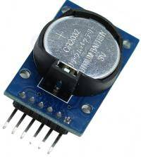 Ds3231 AT24C32 IIC module real time clock Arduino