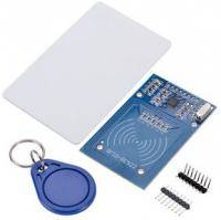 RC522 RFID module with card access for Arduino