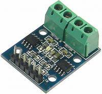 H-bridge stepper motor Arduino HG7881 style=