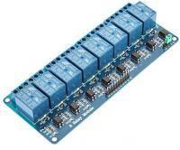 8-channel relay module