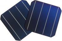 The solar cell is 5 w single crystal (100 pieces)