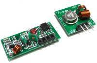 Бездротовий приймач і передавач діапазону 433 мГц