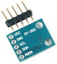 BH1750FVI  цифровой  модуль освещенности для Arduino
