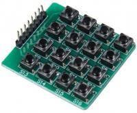 Матричная клавиатура 4*4  для Arduino