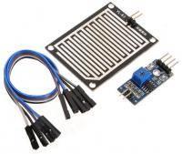 Датчик дождя (погодный модуль) для Arduino