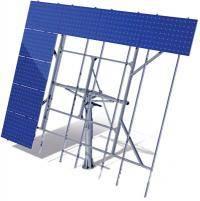 Солнечный трекер двухосный 20 панелей (без металлоконструкции) style=