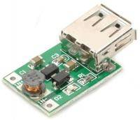 DC-DC boost converter USB 5V style=