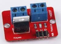 IRF520 MOSFET модуль 0-24в 5A для Arduino