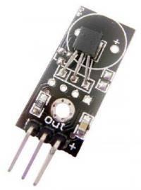 DS18B20 temperature sensor for Arduino