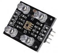 TCS230 color sensor for Arduino