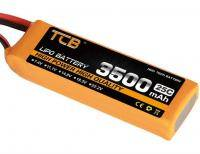 TCB 7.4 В 3500 мАч 25C аккумуляторная батарея style=