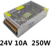 Switching power supply 24V 10A  style=