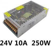 Блок питания 24V 10A style=