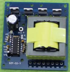 DC/AC преобразователь 12 в 220В