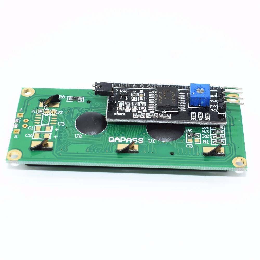 LCD display 1602 I2C adapter