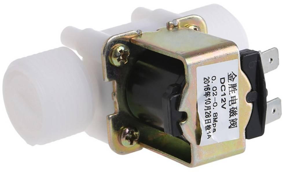 Электромагнитный клапан для воды AC 220 В 3/4