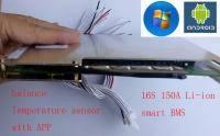 Плата захисту Smart BMS 16S 150A