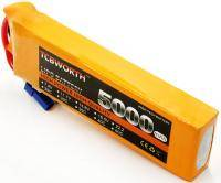 TCB 2s 5000 мАч 25C  battery