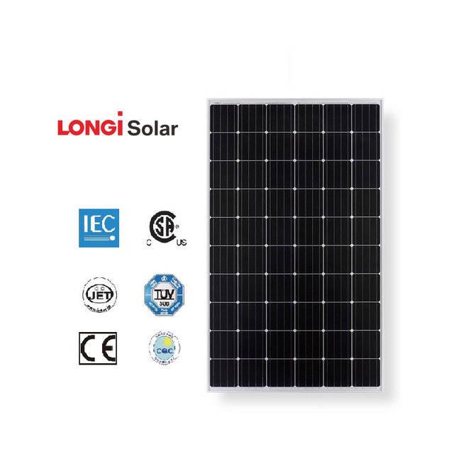 Longi Solar LR6-72 -345w 5bb