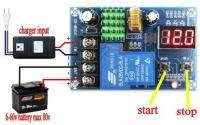 XH-M604 Charger Control Module style=