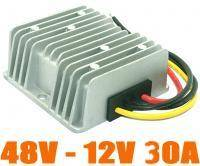Voltage converter 48 to 12V 30A