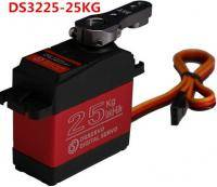 Servo Drive DS3225 Pro 25 kg metal mechanism and waterproof case