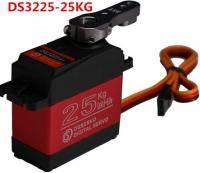 Сервопривод DS3225 Pro 25 кг металевий механізм і водонепроникний корпус style=