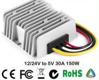 voltage converter 12V to 5V 30A 24V to 5V 30A