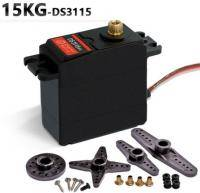 DS3115 servo drive 15 kg metal mechanism