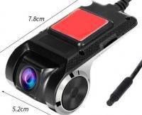 Реєстратор,Автомобільная HD екшн-камера
