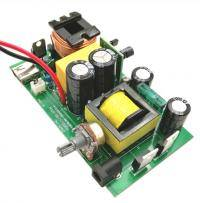Electronic inverter 12V to 0-700V
