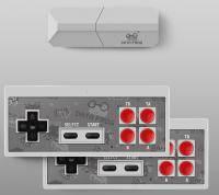 Game console 8 bit, Wireless gamepads
