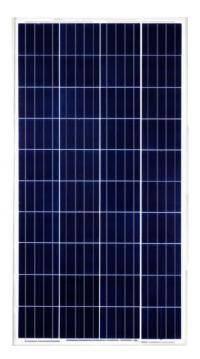 Сонячна батарея (панель) 65Вт, полікристалічна AX-65P, AXIOMA