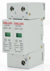Захист від перенапруг Delixi CDY1-2P 40KA