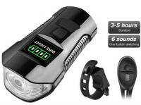 Waterproof bike light