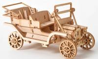 Деревянная 3D-головоломка