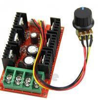 ШИМ контроллер скорости двигателя