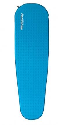 Надувной коврик Naturehike голубой
