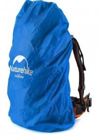 Накидка на рюкзак Naturehike синяя