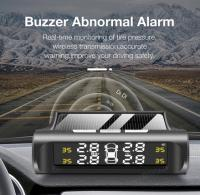 Автомобильный монитор давления в шинах
