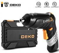 Электрическая беспроводная отвертка DEKO DKCS3.6O1