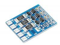 Балансуюча плата для акумуляторів 4S 18650 BMS li-ion
