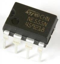 NE555 chip style=
