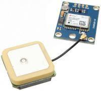 GPS модуль U-blox NEO-6M для Arduino style=