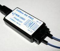 USBee AX PRO MINI LOGIC логический анализатор