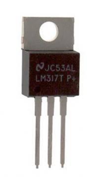 Lm317 мiкросхема
